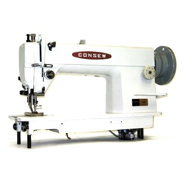 Consew 40RB40 Head Only Sewing Machine EBay Gorgeous Industrial Walking Foot Sewing Machine