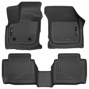 Fits 17 20 Fusion Mkz Husky Liners Weatherbeater Molded