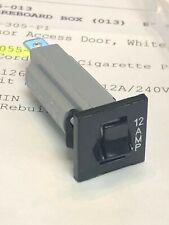 Inficon Vortex Refrigerant Recovery Unit Circuit Breaker 12a 062 0126