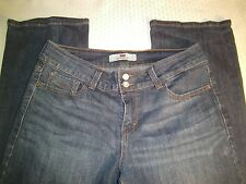 "Levi Strauss & Co Women's 526 Slender Boot Jeans SZ 8M 32""Waist 30 1/2 "" Inseam"
