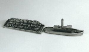 Details about Thoroughbred - ACW Naval Tugs & Barges TS20 1/600 Kit  Wargaming Civil War
