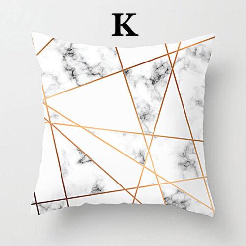 Nordic Pillow Case Throw Cushion Cover Pillowcase Sofa Bedroom Home Decorative