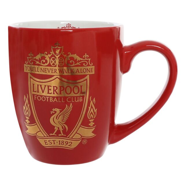 Liverpool Football Team Club Captain Mug Official Tea Coffee Gift Fan Cup