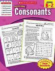 Scholastic Success with Consonants, Grades K-2 by Scholastic (Paperback / softback, 2010)