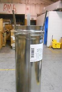 """HART /& COOLEY 4S60//503148 4/"""" X 60/"""" VENT PIPE 177968"""