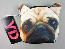 NEU French Bully Bulldogge Geldbörse Portemonnaie Geldbeutel Portmonee Primark