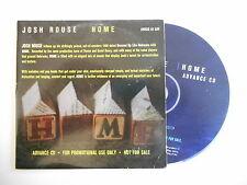 JOSH ROUSE : HOME [ CD ALBUM PROMO PORT GRATUIT ]