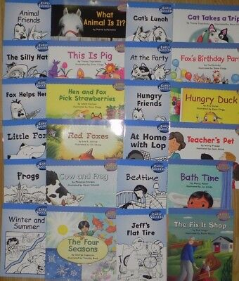 Early Success 60 Books Complete 1st Grade Level 1 Houghton Mifflin 2002 Readers EBay