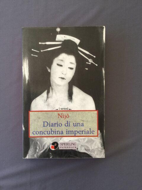 DIARIO DI UNA CONCUBINA IMPERIALE - NIJO - Sperling Paperback