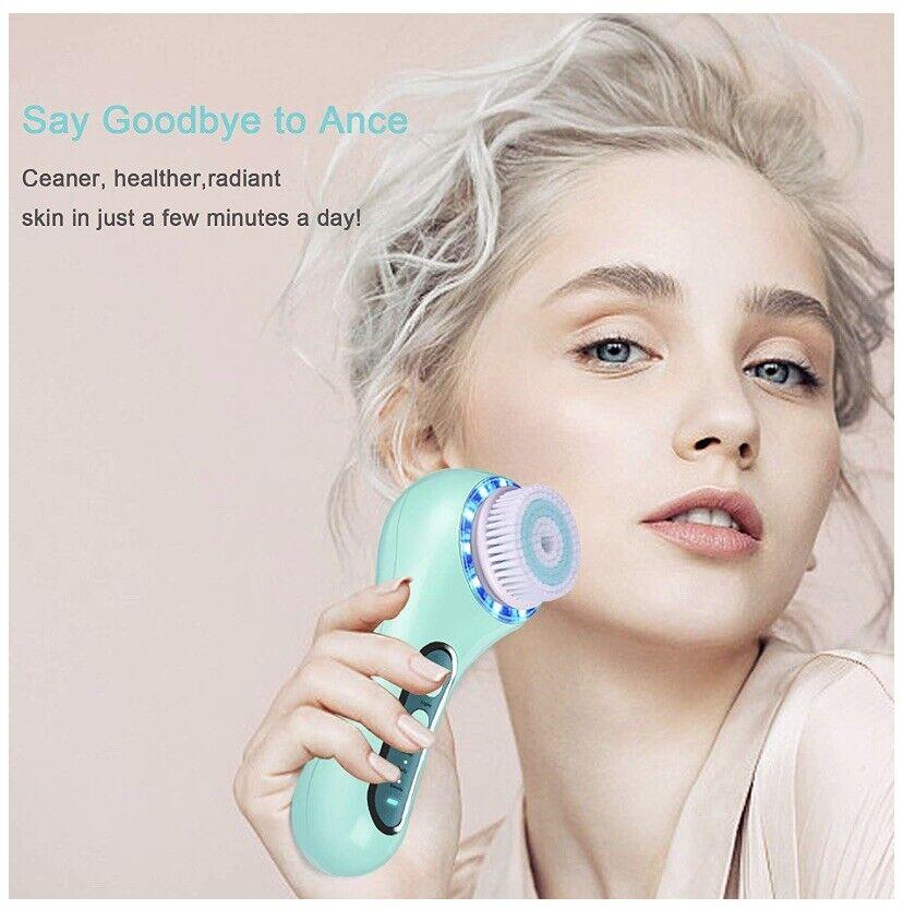 10 Pc Conjunto de Pinceles para Maquillaje Cepillo de Dientes Rosa Metálico Rubor en Polvo Base Cepillo