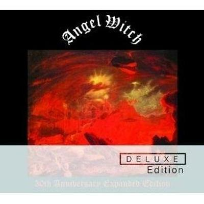 ANGEL WITCH - Angel Witch  (30th Ann. Deluxe 2-CD) DCD