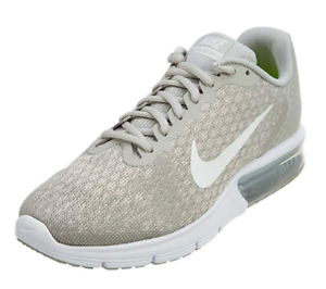 NIKE Women Air Max Sequent 2 Running shoes 852465 011 NEW