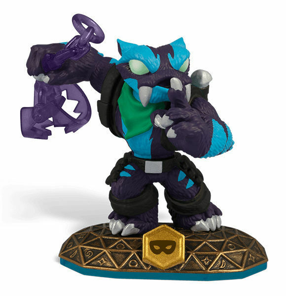 Skylanders Trap Shadow Action Figure