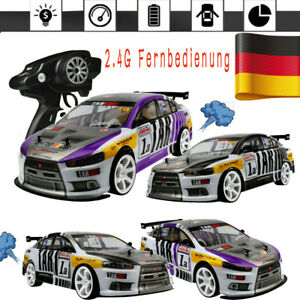 Details About 1 10 70km H Rc Auto 4wd Doppel Batterie High Power Led Scheinwerfer Racing Truck
