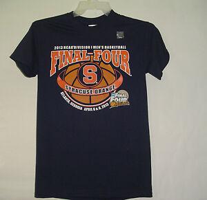 Sz small syracuse university orange mens basketball 2013 for Syracuse orange basketball t shirt
