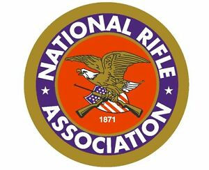 NRA-National-Rifle-Association-Sticker-Decal-R1-CHOOSE-SIZE-FROM-DROPDOWN