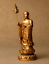 20CM-Chinese-Resin-Buddhism-Tang-Monk-Ksitigarbha-Boddhisattva-Buddha-Statuary thumbnail 4