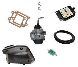 Pack-carburation-kit-carburateur-MBK-Booster-Spirit-2-YAMAHA-Bw-039-s-2004-Bws-NEUF