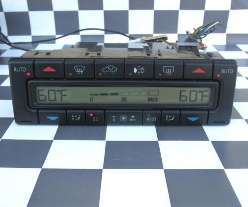 96-00 Genuine Mercedes-Benz W210 E320 E420 E430 CLIMATE CONTROL UNIT #2108302485
