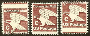 "1946 - ""C Rate"" Misperf Error / EFO Group ""Eagle"" Mint NH"