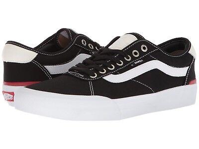 Vans Chima Pro Canvas Schwarz Weiß Skate Schuhe Männer Größen vn0a3mti187 | eBay