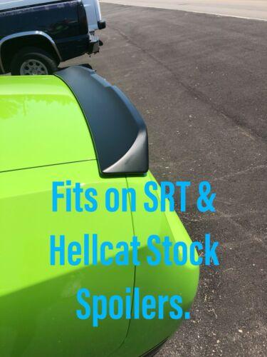 PSDesigns 08-14 1 PC Dodge Challenger Rear Wicker Bill wickerbill Spoiler w CAM