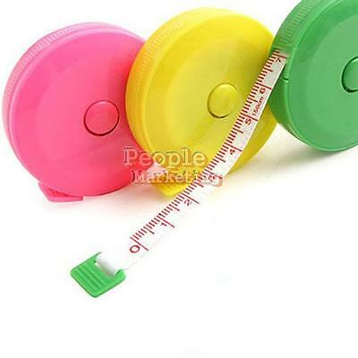 1.5M Retractable Ruler Tape Measure 60 Sewing Tailor P