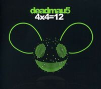 Deadmau5 - 4x4=12 [new Cd] Uk - Import on Sale