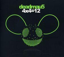 Deadmau5 - 4X4=12 [New CD] UK - Import
