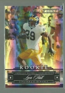2007-Playoff-Prestige-Xtra-Points-Purple-193-Leon-Hall-29-50-ref-82494