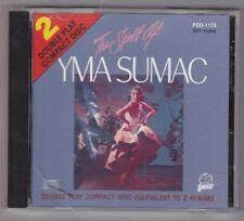 Yma Sumac - The Spell of Yma Sumac CD - Pair PCD-1172 1987