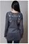 SHICLE-Aqua-Johnny-Was-BIYA-Embroidered-Blouse-ARNRY-Tunic-Tie-Neck-220-M thumbnail 9