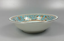 WEDGWOOD FLORENTINE (TURQUOISE) W2714 CEREAL / DESSERT BOWL 15.5CM (PERFECT)