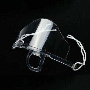 Gesicht-Visier-Gesichtsschutz-Hygiene-Schutzvisier-Face-Shield-Gesichtsvisier