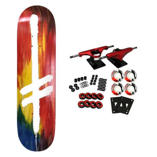 "Details about  /Deathwish Skateboard Complete Original G Tropical 8.25/"" x 31.5/"""