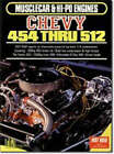 Musclecar and Hi-Po Chevy 454 and 512 by Brooklands Books Ltd (Paperback, 1992)
