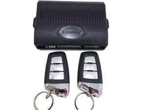HIGH QUALITY REMOTES CAR ALARM SECURITY SYSTEM TRUNK RELEASE (G15) 1YR WARRANTY