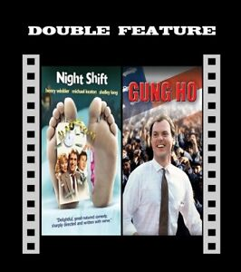 Gung Ho / Night Shift ( Michael Keaton Henry Winkler ) R2 ...