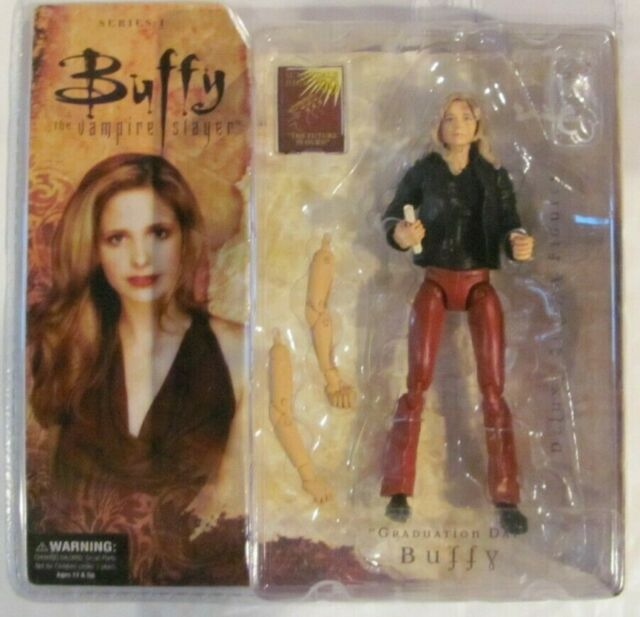 Diamond Action Figure Buffy Graduation Day The Vampire Slayer