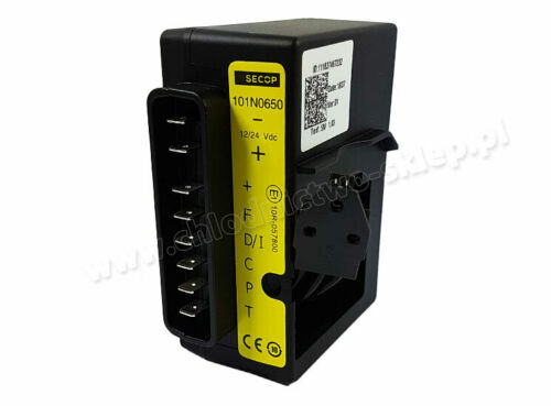 Electronic start unit Secop Danfoss 101N0650 compressors BD35F 12//24V 101N0651