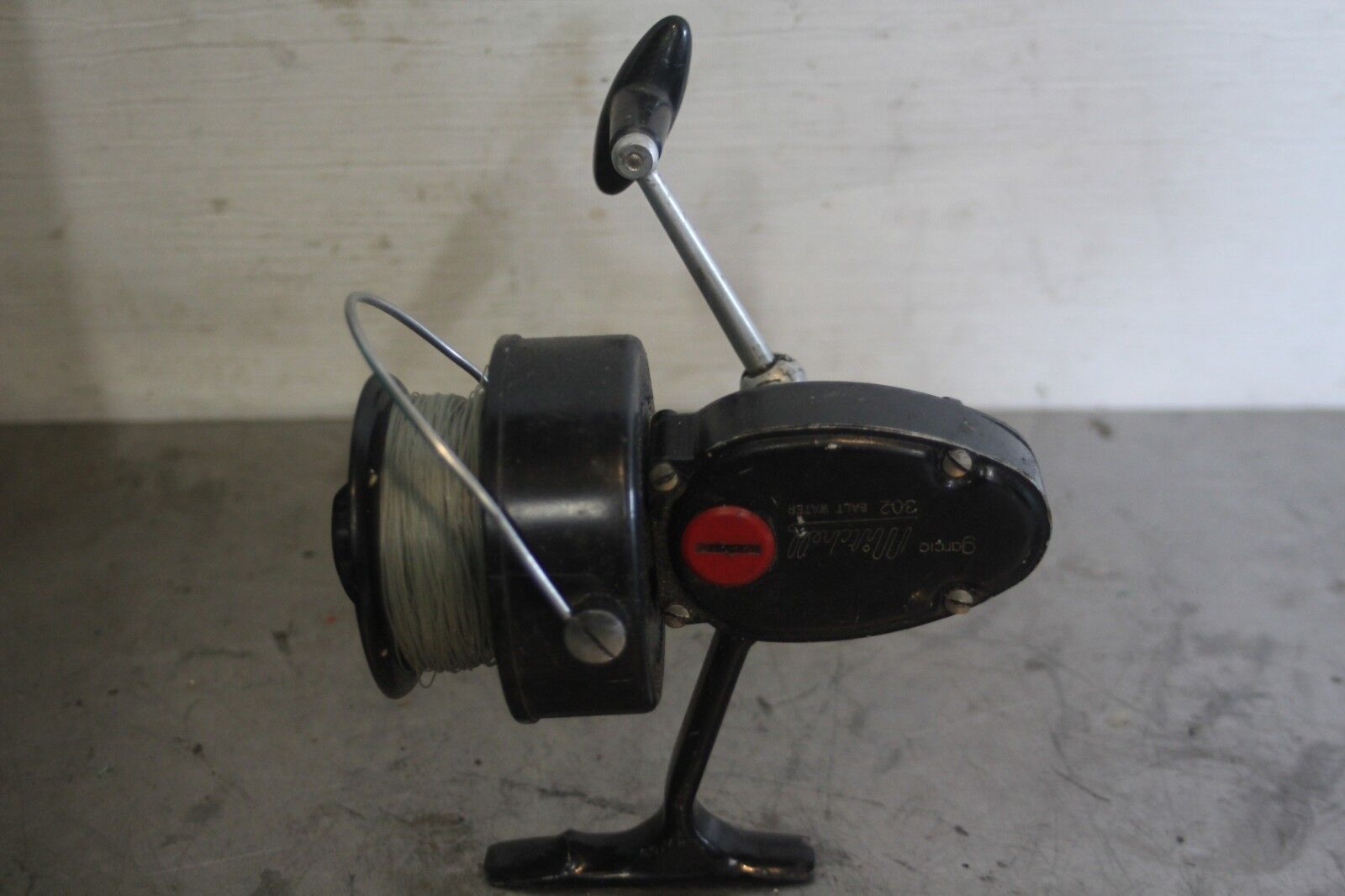 VINTAGE  GARCIA MITCHELL 302 SALT WATER FISHING REEL  100% fit guarantee