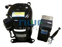 Tecumseh Replacement Refrigeration Compressor Aw615et-114-a4 1 1/4+ Hp R404a