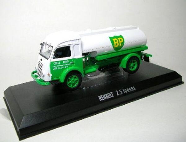 Renault 2.5 2.5 2.5 Tonnes Camión Cisterna Bp 4a3369