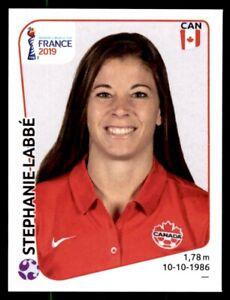 Panini Frauen WM 2019 Sticker 330 Stephanie Labbe Kanada