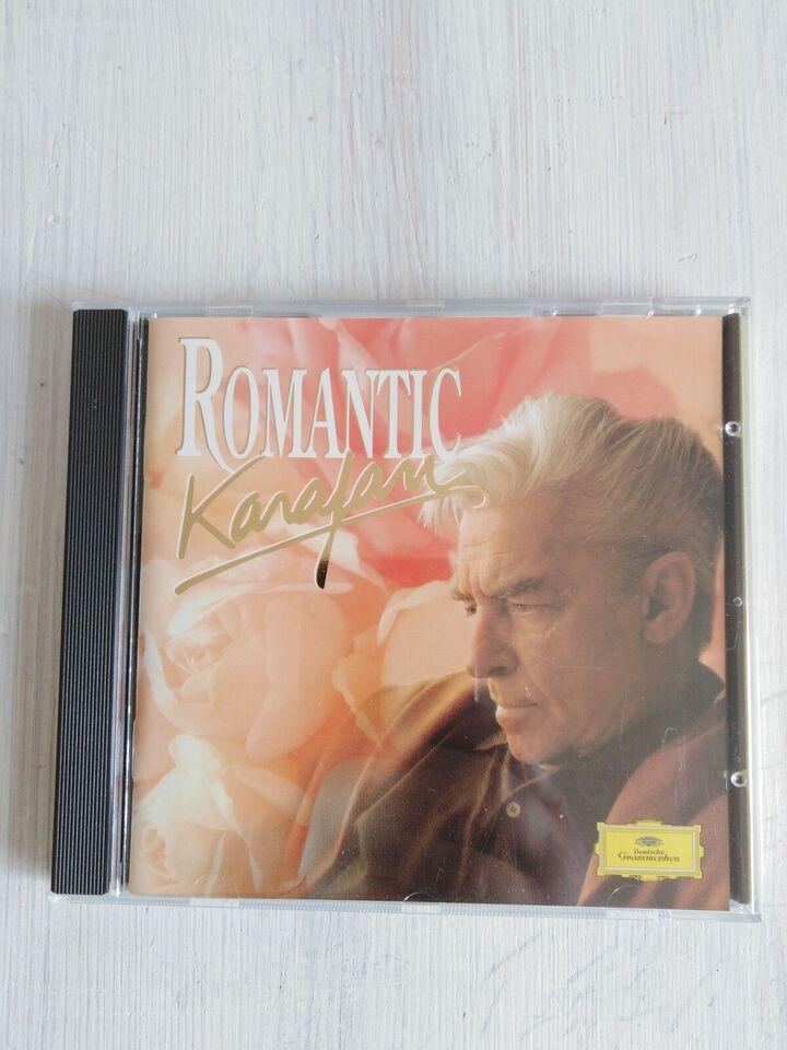Diverse: Romantik Karajan, klassisk