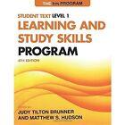 The hm Learning and Study Skills Program: Student Text Level 1 by Judy Tilton Brunner, Matthew S. Hudson (Paperback, 2014)