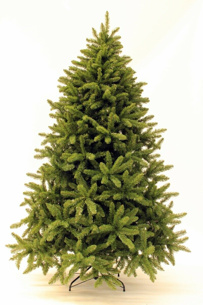 Arbol de Navidad ecologico 3m Ignifugo Arbol realista PVC Abeto decoracion