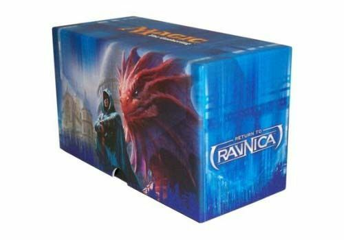 Return to Ravnica EMPTY Fat Pack NM BOX ONLY 500 CARD STORAGE MTG Magic Cards