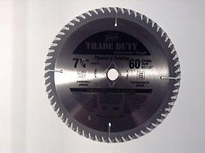 "Vermont American #26488 Dynamite Carbide Saw 7-1//4/"" 20 Teeth"