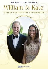 William & Kate: A First Anniversary Celebration [DVD] 2012 Brand new and sealed